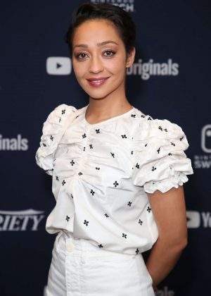 Ruth Negga - Variety Studio 2018 Comic-Con Day 2 in San Diego