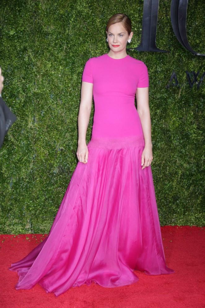 Ruth Wilson – 2015 Tony Awards in New York