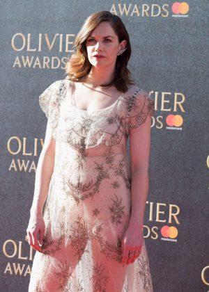 Ruth Wilson - 2017 Olivier Awards in London