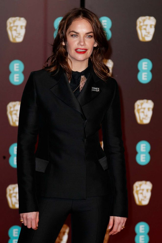 Ruth Wilson - 2018 BAFTA Awards in London