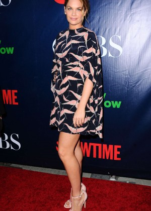 Ruth Wilson - CBS, CW and Showtime TCA Summer Press Tour Party 2015 in LA