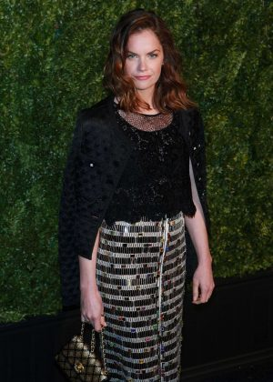 Ruth Wilson - Chanel Artists Dinner at 2017 Tribeca Film Festival in NY