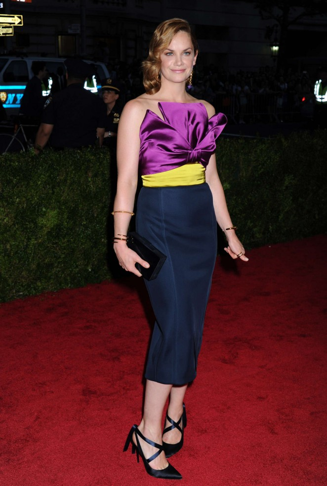 Ruth Wilson – 'China: Through The Looking Glass' Costume Institute Benefit Gala in NYC