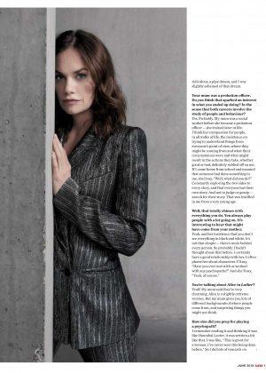Ruth Wilson - Empire UK Magazine (June 2018)