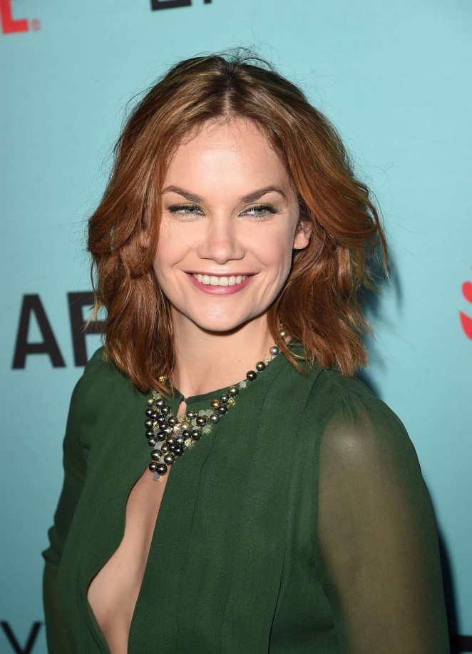 Ruth Wilson - 'The Affair' Screening in Beverly Hills
