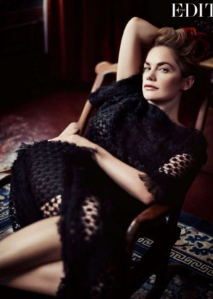 Ruth Wilson - The Edit Magazine (January 2015)