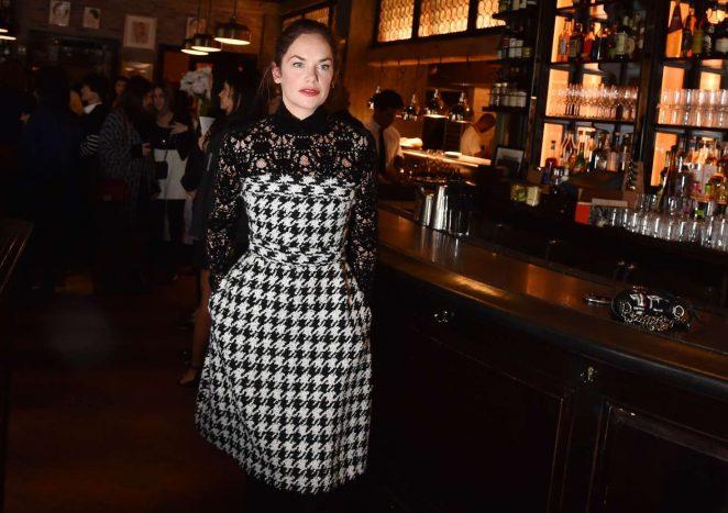 Ruth Wilson: The Tribeca Chanel Womens Filmmaker Program Luncheon -01