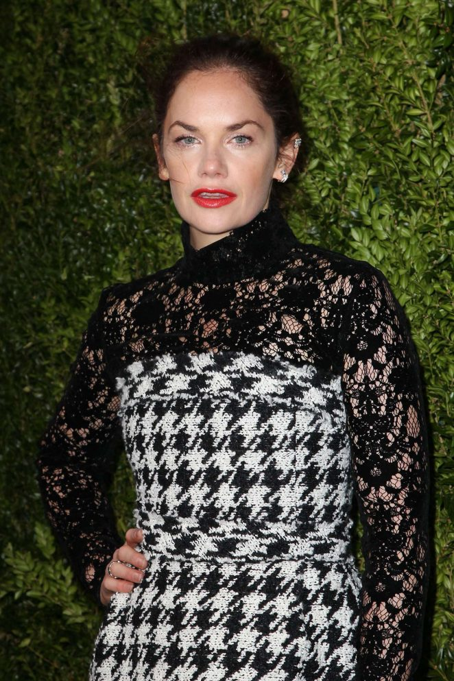 Ruth Wilson - The Tribeca Chanel Women's Filmmaker Program Luncheon in NY