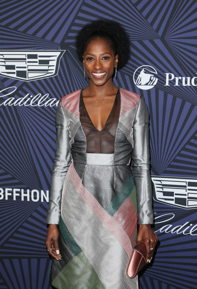 Rutina Wesley - BET's 2017 American Black Film Festival Honors Awards in LA