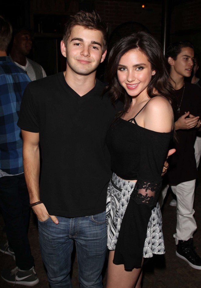 Ryan Newman - Kelli Berglund's 19th Birthday Party at Aventine in LA
