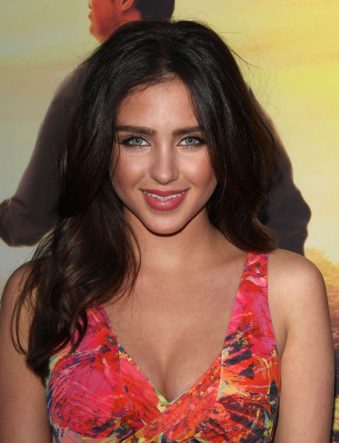 Ryan Newman - 'Where Hope Grows' Premiere in Hollywood