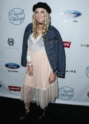 Rydel Lynch - Pearl x Change 2016 Event in West Hollywood