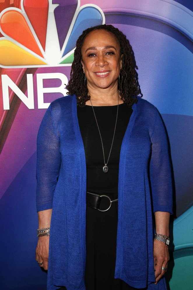 S. Epatha Merkerson - NBCUniversal 2016 Winter TCA Tour in Pasadena