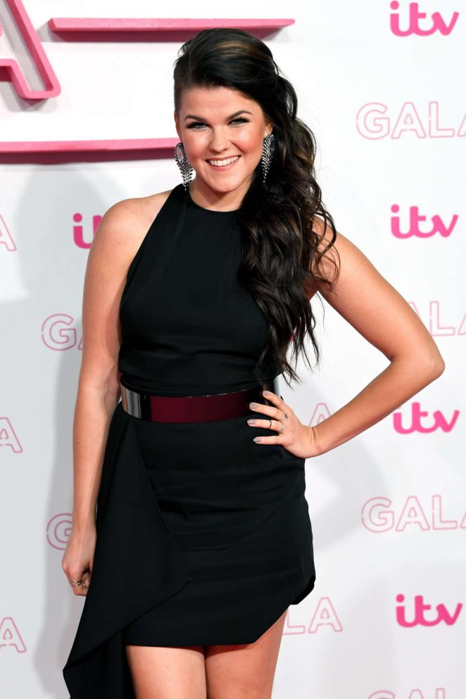 Saara Aalto - 2016 ITV Gala in London