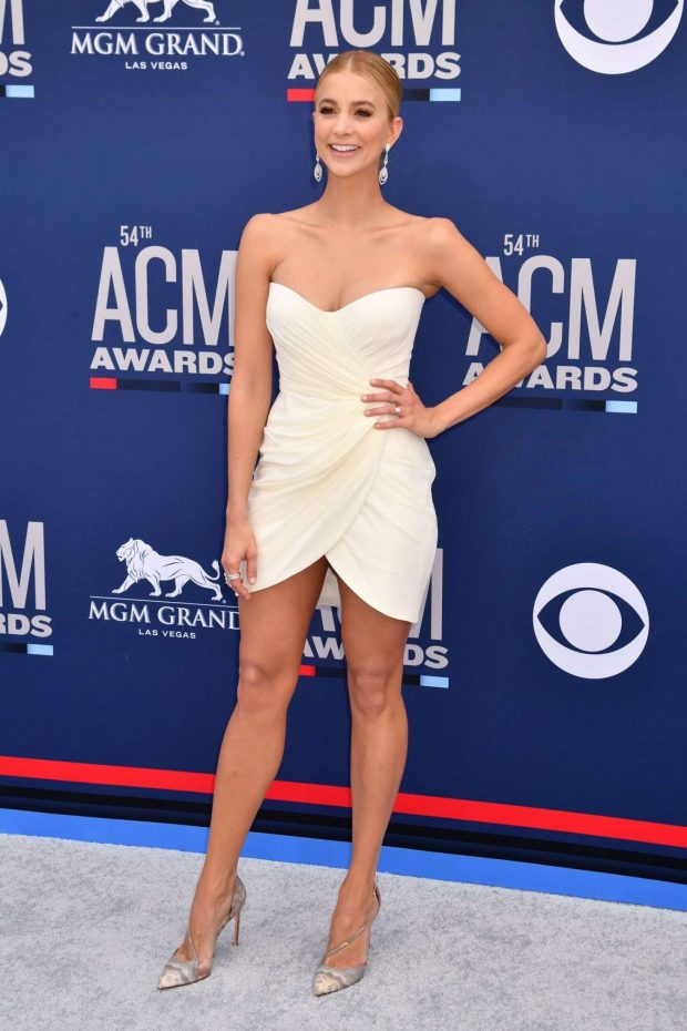 Sabina Gadecki  - 2019 Academy of Country Music Awards in Las Vegas