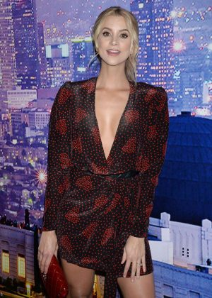 Sabina Gadecki - LA Art Show Opening Night Gala in Los Angeles