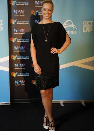 Sabine Lisicki - 2016 Sydney International Players Party