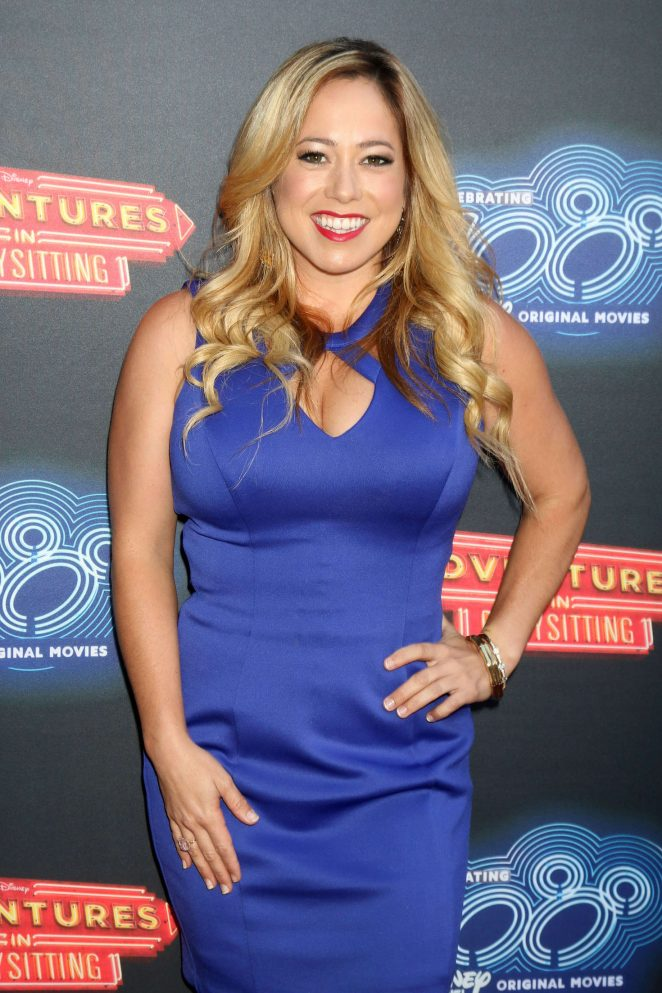 Sabrina Bryan - 'Adventures In Babysitting' Premiere in Los Angeles