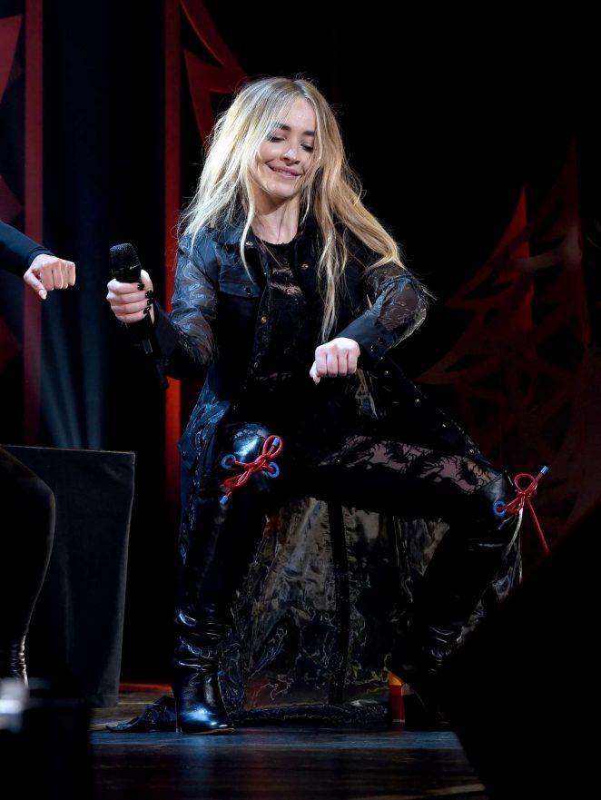 Sabrina Carpenter – 106.1 KISS FM's Jingle Ball 2018 in Dallas