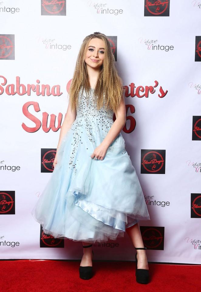Sabrina Carpenter: 16th Birthday Party -02