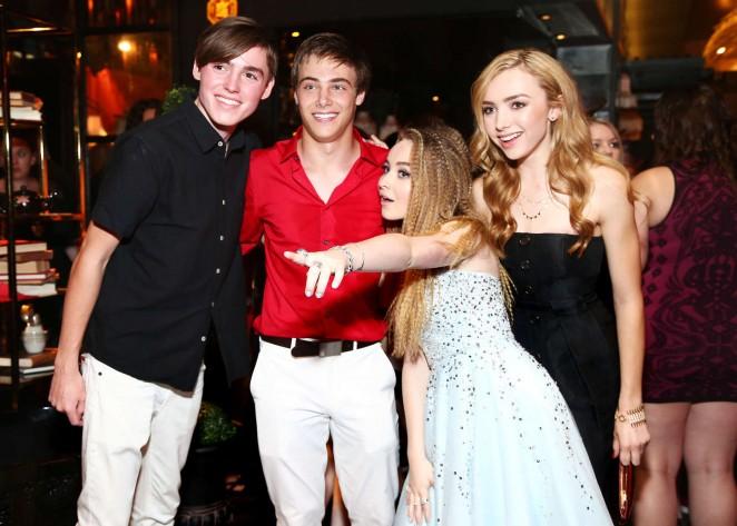 Sabrina Carpenter 2015 : Sabrina Carpenter: 16th Birthday Party -14