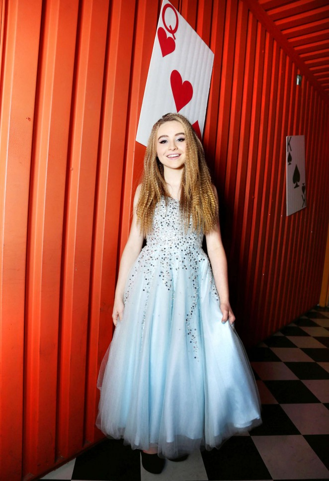 Sabrina Carpenter: 16th Birthday Party -15
