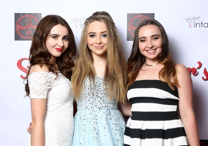 Sabrina Carpenter: 16th Birthday Party -19