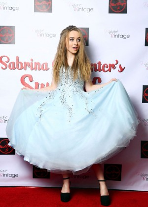Sabrina Carpenter - 16th Birthday Party in LA