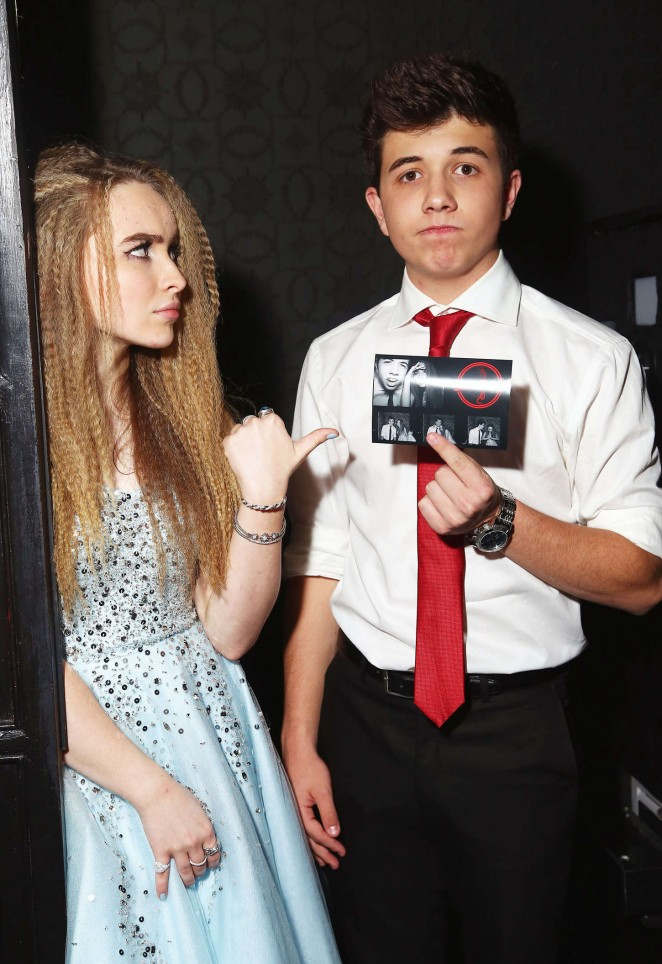 Sabrina Carpenter: 16th Birthday Party -29