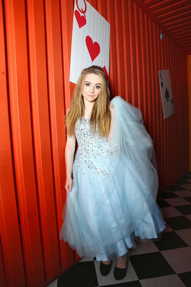 Sabrina Carpenter: 16th Birthday Party -31