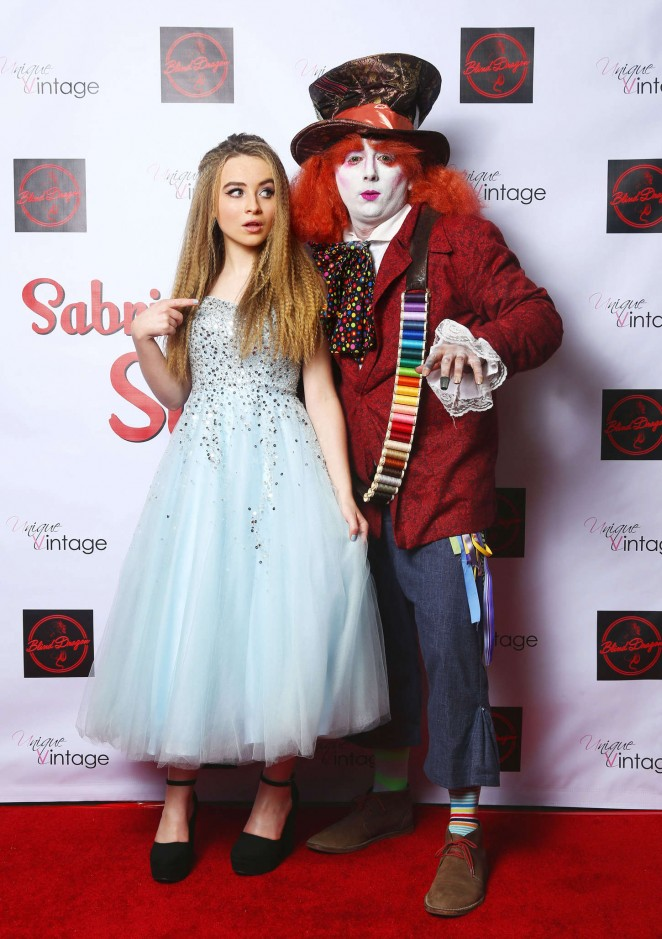 Sabrina Carpenter: 16th Birthday Party -32