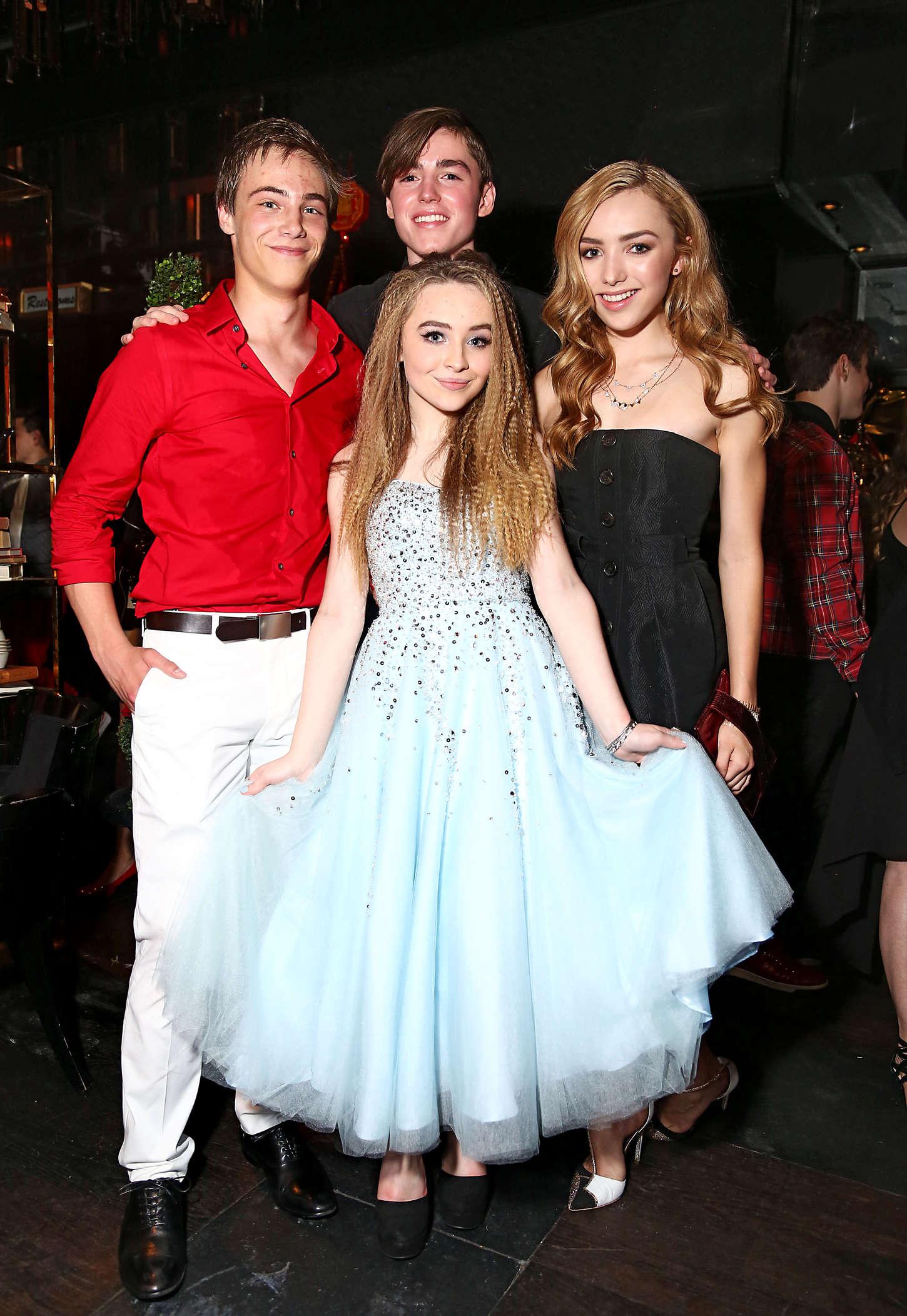 Sabrina Carpenter 2015 : Sabrina Carpenter: 16th Birthday Party -38