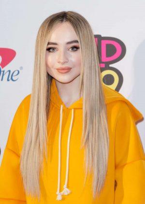Sabrina Carpenter - 2018 WiLD 94.9's FM's iHeartRadio Jingle Ball in San Francisco