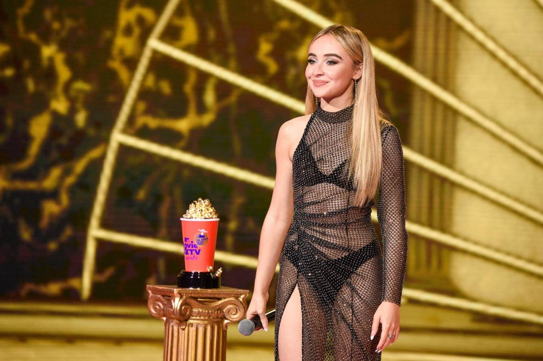 Sabrina Carpenter 2020 : Sabrina Carpenter – 2020 MTV Movie and TV Awards: GOAT in LA-02