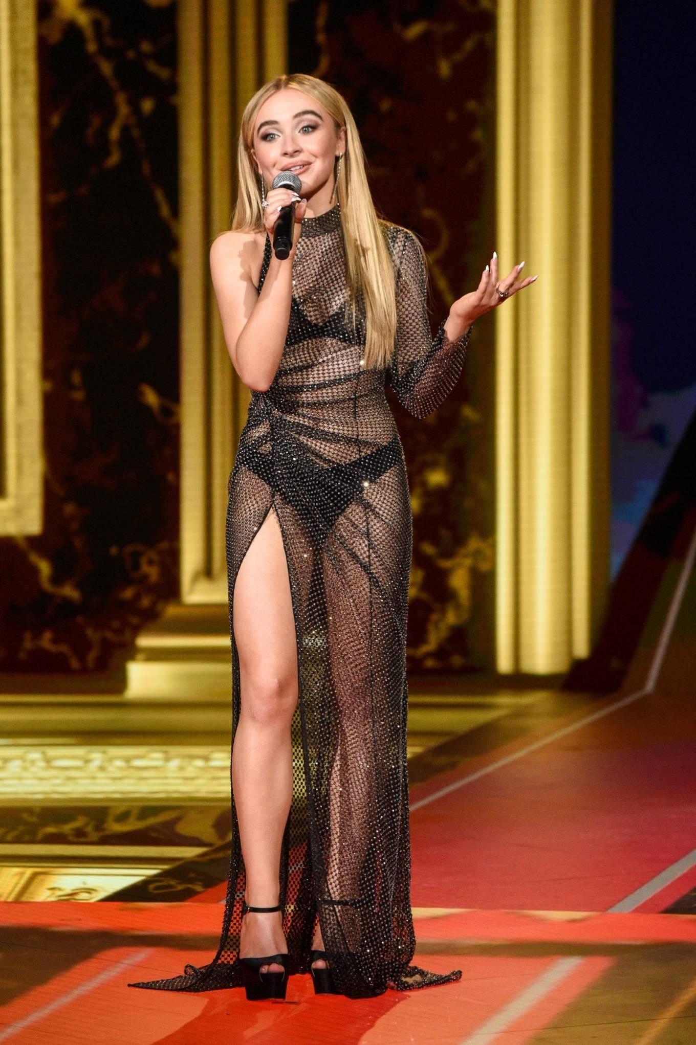 Sabrina Carpenter 2020 : Sabrina Carpenter – 2020 MTV Movie and TV Awards: GOAT in LA-07