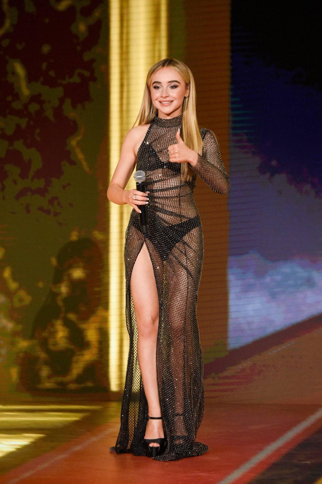 Sabrina Carpenter 2020 : Sabrina Carpenter – 2020 MTV Movie and TV Awards: GOAT in LA-09