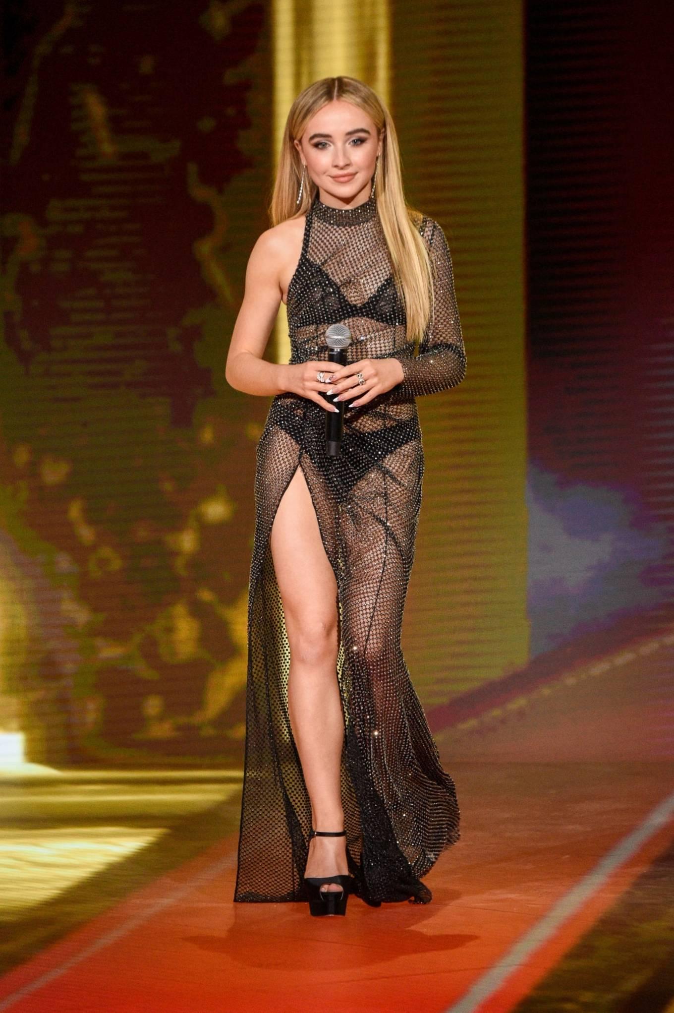 Sabrina Carpenter 2020 : Sabrina Carpenter – 2020 MTV Movie and TV Awards: GOAT in LA-10