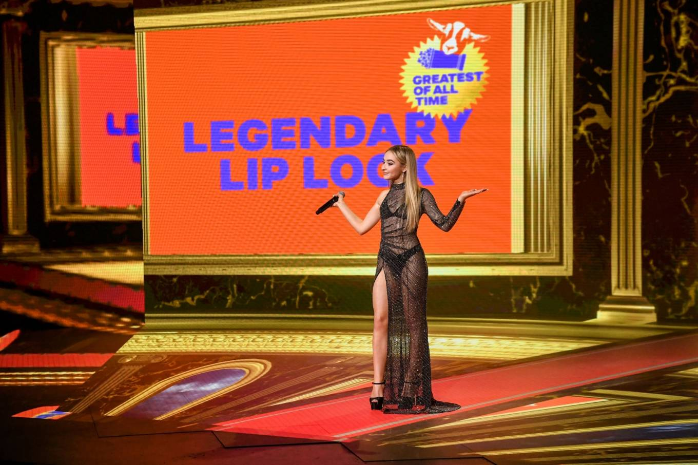 Sabrina Carpenter 2020 : Sabrina Carpenter – 2020 MTV Movie and TV Awards: GOAT in LA-14