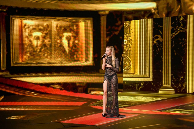 Sabrina Carpenter 2020 : Sabrina Carpenter – 2020 MTV Movie and TV Awards: GOAT in LA-16