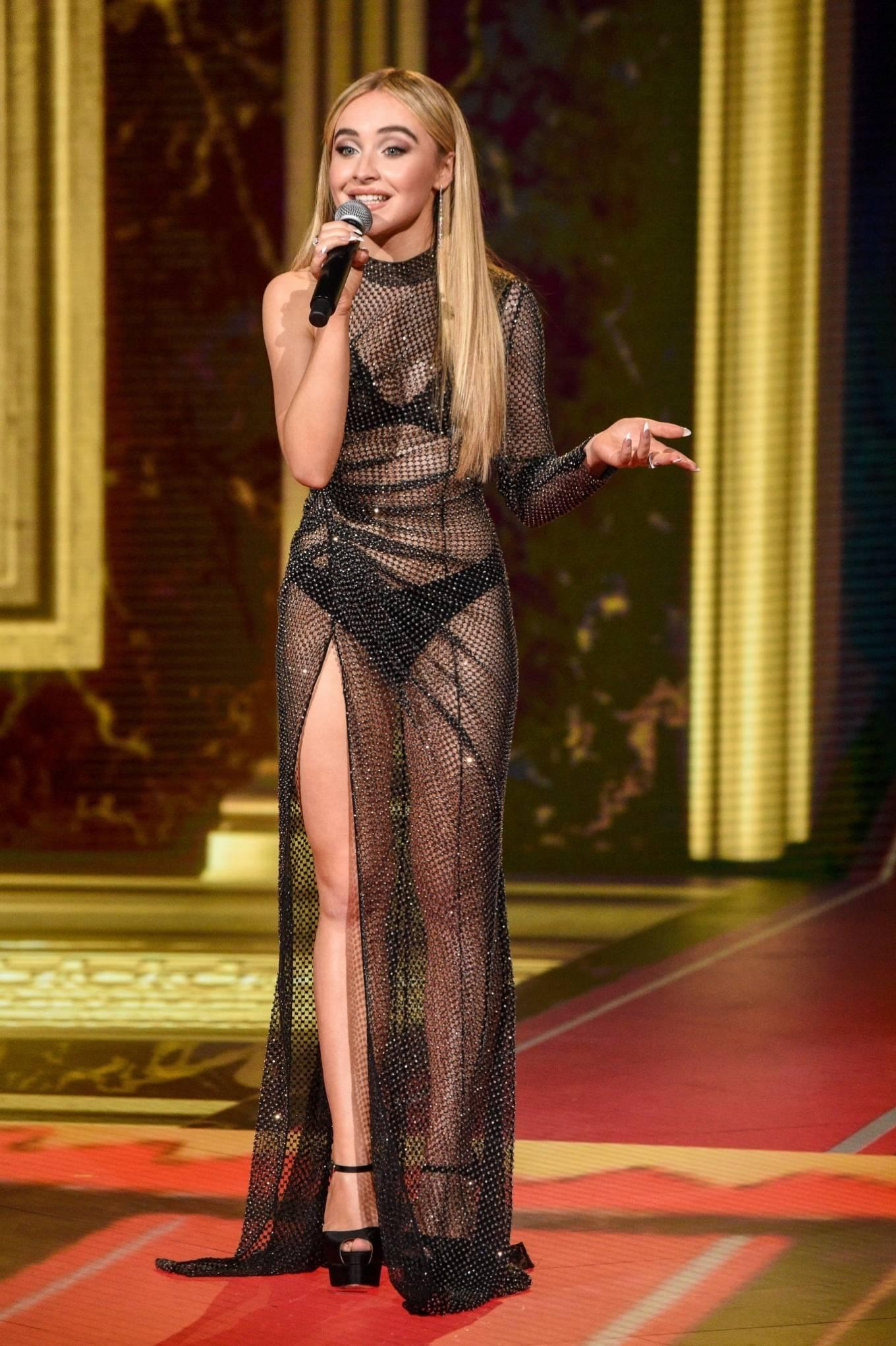 Sabrina Carpenter 2020 : Sabrina Carpenter – 2020 MTV Movie and TV Awards: GOAT in LA-18