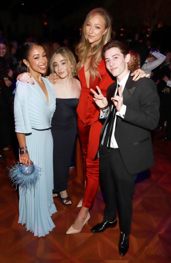 Sabrina Carpenter - 2020 Netflix Golden Globes After Party in Los Angeles