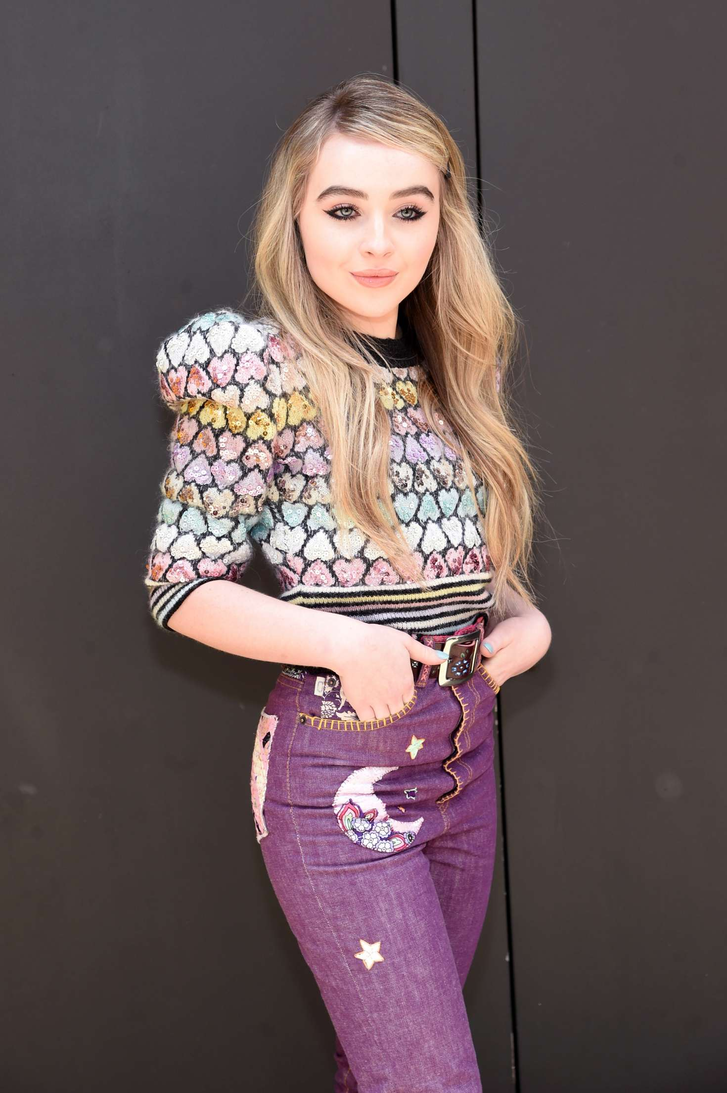 Sabrina Carpenter - Arrives at Marc Jacobs Show 2017 in NYC