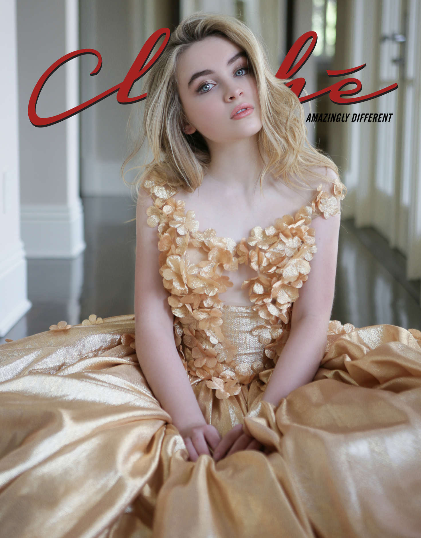 Sabrina Carpenter - Cliche Magazine (Dec/Jan 2015/2016)