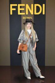 Sabrina Carpenter - Fendi Women's SS 2020 Fashion Show in Milan