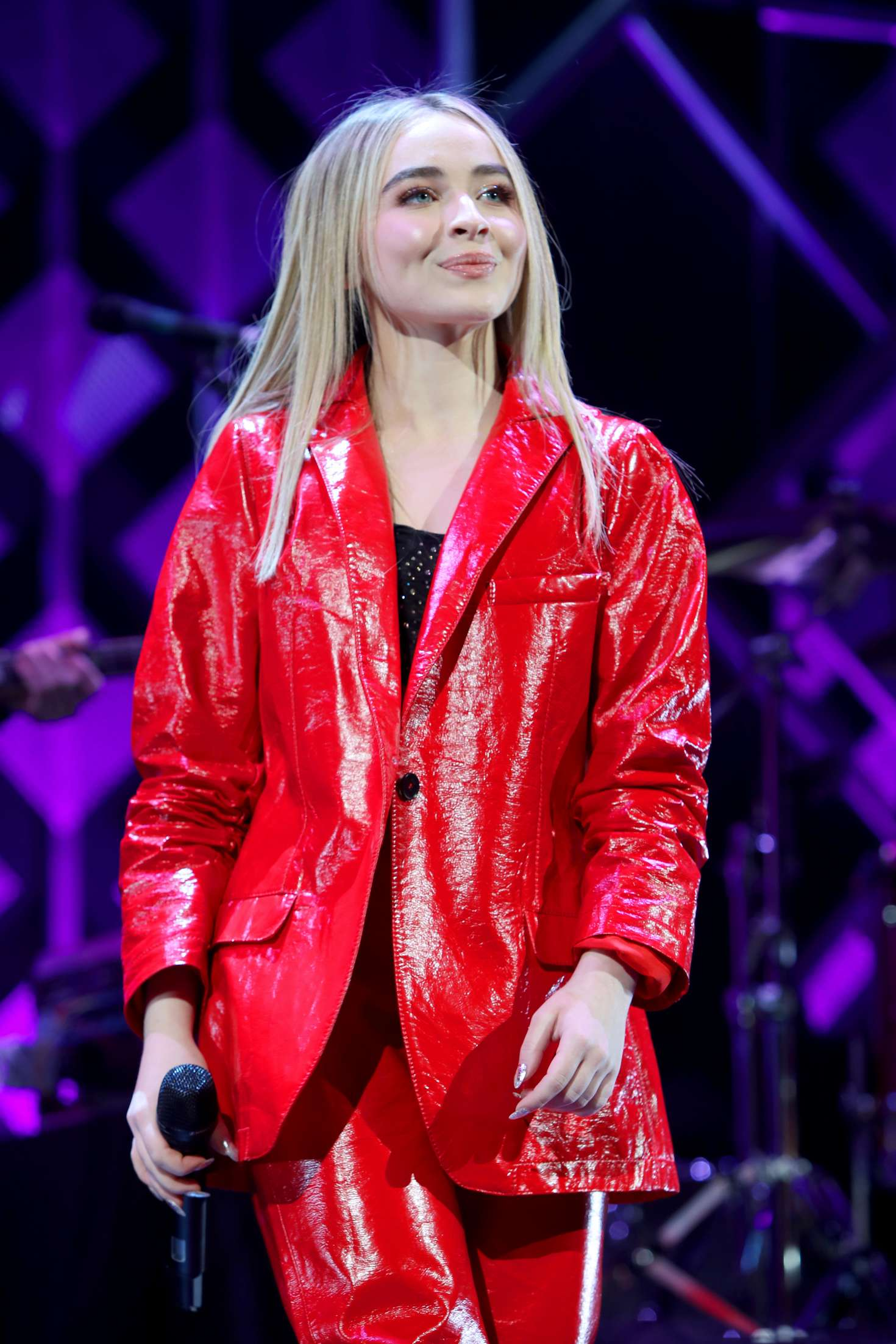 Sabrina Carpenter 2018 : Sabrina Carpenter: iHeart Radio Jingle Ball Performance -04