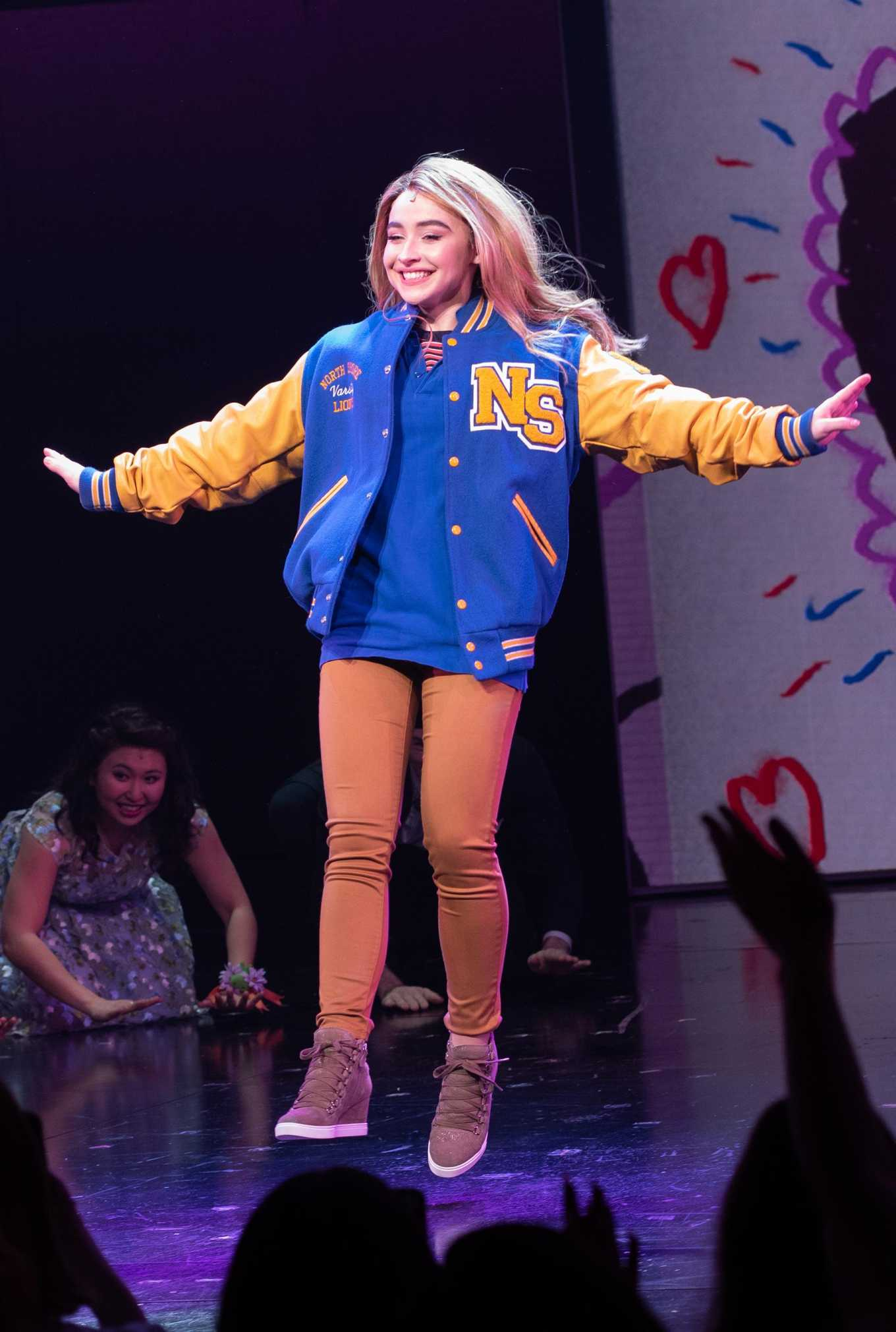 Sabrina Carpenter - Joins Cast of Mean Girls on Broadway at August Wilson Theater