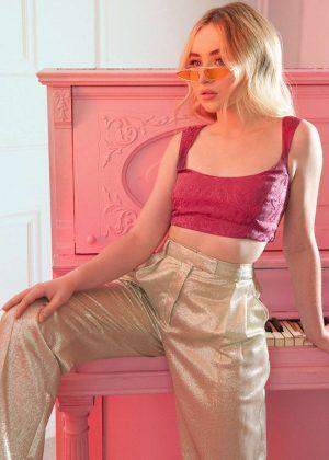 Sabrina Carpenter - LadyGunn Magazine (Frebuary 2019)