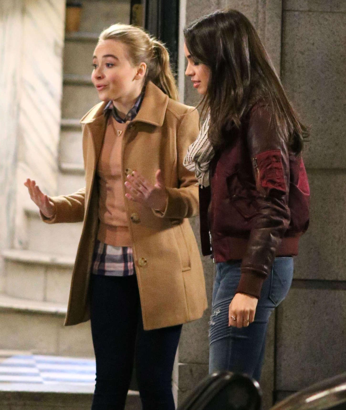 Sabrina Carpenter On Further Adventures In Babysitting Set