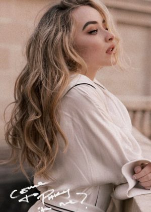 Sabrina Carpenter - 'Paris' Promo Material (December 2018)