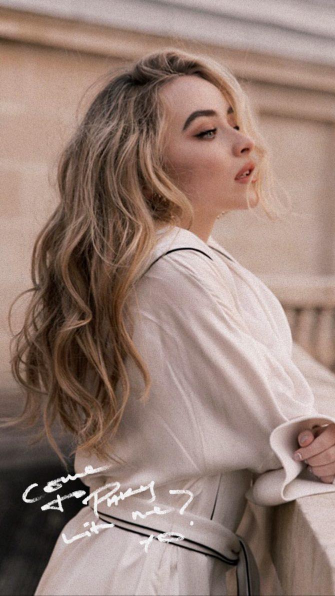 Sabrina Carpenter - 'Paris' Promo Material (December 2018)
